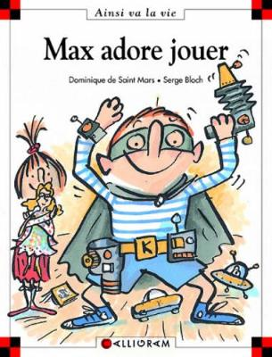 Max adore jouer (49) (Hardback)