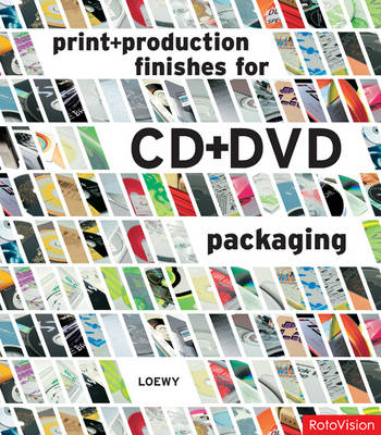 Print and Production Finishes for CD and DVD Packaging (Paperback)