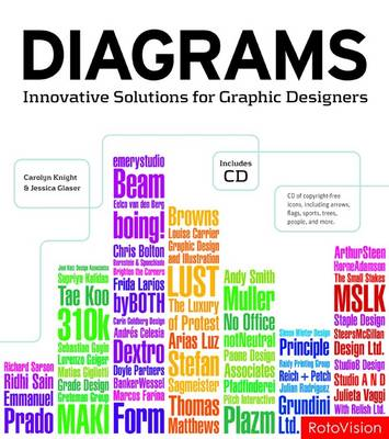 Diagrams: Innovative Solutions for Graphic Designers (Paperback)
