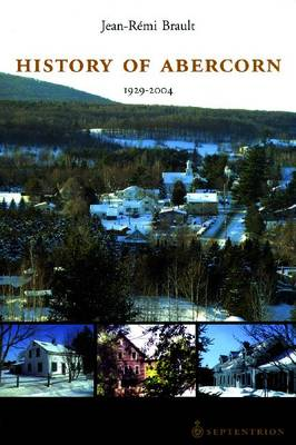 History of Abercorn, 1929 - 2004 (Paperback)