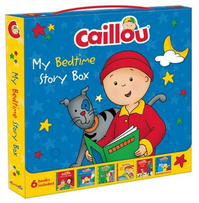 Caillou: My Bedtime Story Box: Boxed Set - Clubhouse