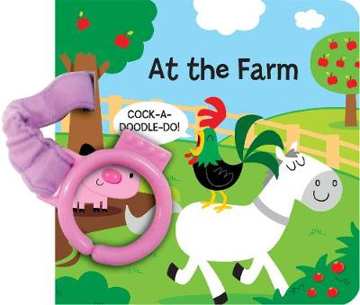 At the Farm: Clip-on Stroller Book (Board book)