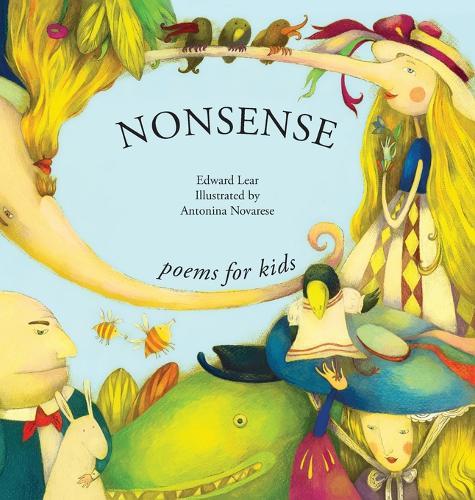 Nonsense Poems for Kids (Hardback)