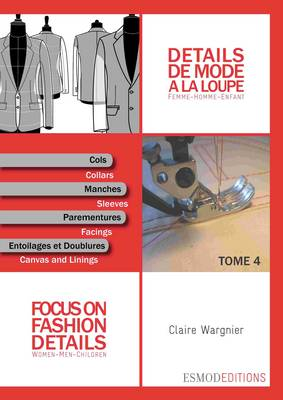 Focus on Fashion Details 4: Women-Men-Children (Paperback)