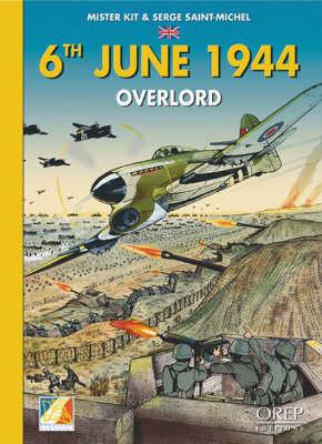 6th June - Overlord (Hardback)