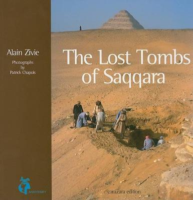 The Lost Tombs of Saqqara (Paperback)
