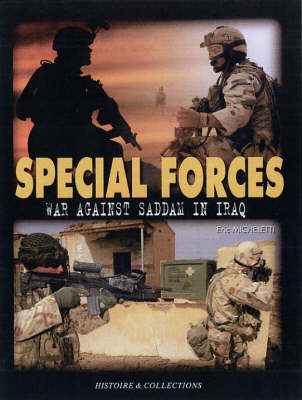 Special Forces War Against Terrorism in Iraq (Hardback)