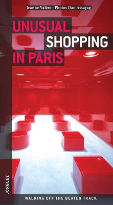 Unusual Shopping in Paris - Michelin Green Guides (Paperback)