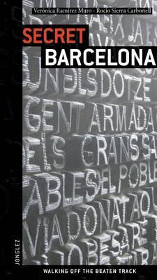 Secret Barcelona - Jonglez (Paperback)