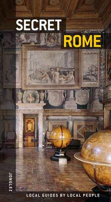 Secret Rome - Jonglez Guides (Paperback)