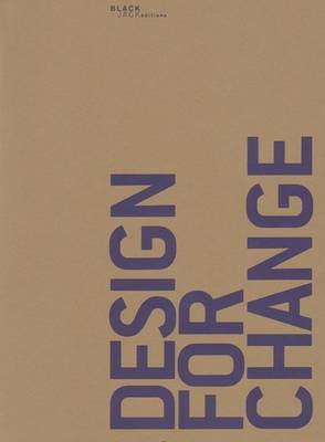 Design for Change (Paperback)