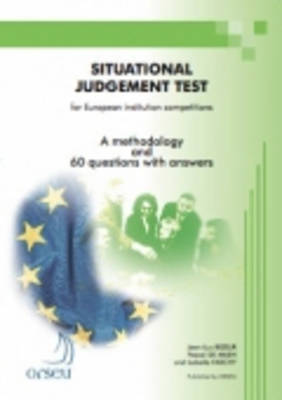 Orseu publications for the European Institutions examinations: Situational judgm (Paperback)