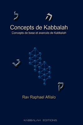 Concepts De Kabbalah (Paperback)