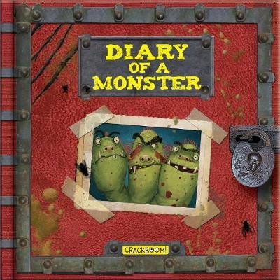 Diary of a Monster (Hardback)