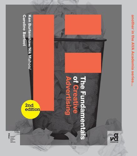 The Fundamentals of Creative Advertising - Fundamentals (Paperback)