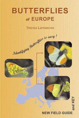 Butterflies of Europe: Identifying Butterflies is Easy - New Field Guide and Key (Paperback)