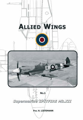 Supermarine Spitfire Mk.XII - ALLIED WINGS (Paperback)