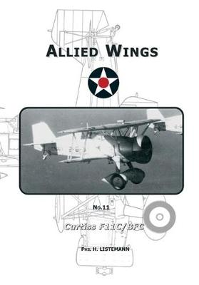 Curtiss F11c/Bfc - ALLIED WINGS (Paperback)