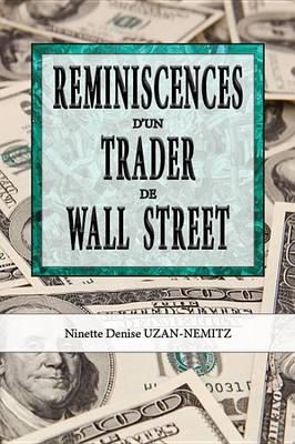 Reminiscences D''Un Trader de Wall Street (Hardback)