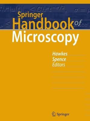 Springer Handbook of Microscopy - Springer Handbooks (Hardback)