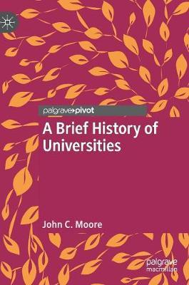 A Brief History of Universities (Hardback)