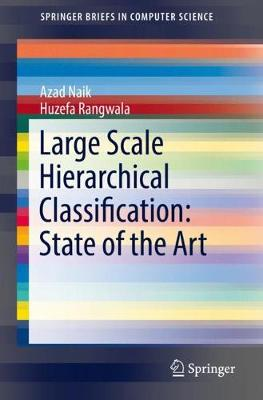 Large Scale Hierarchical Classification: State of the Art - SpringerBriefs in Computer Science (Paperback)