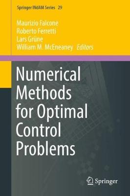 Numerical Methods for Optimal Control Problems - Springer INdAM Series 29 (Hardback)