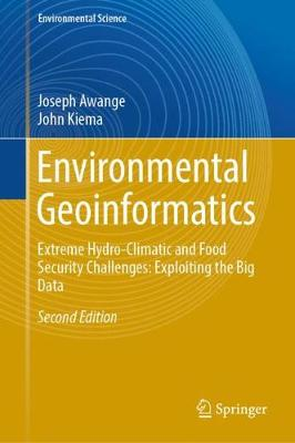 Environmental Geoinformatics: Extreme Hydro-Climatic and Food Security Challenges: Exploiting the Big Data - Environmental Science and Engineering (Hardback)