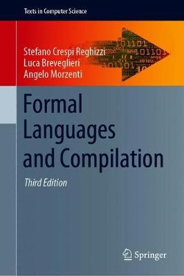Formal Languages and Compilation - Texts in Computer Science (Hardback)