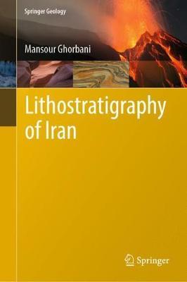 Lithostratigraphy of Iran - Springer Geology (Hardback)