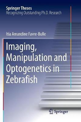 Imaging, Manipulation and Optogenetics in Zebrafish - Springer Theses (Paperback)