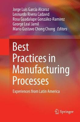 Best Practices in Manufacturing Processes: Experiences from Latin America (Paperback)