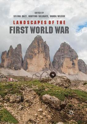 Landscapes of the First World War (Paperback)