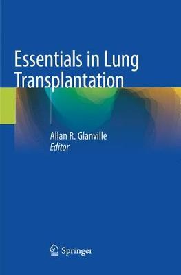 Essentials in Lung Transplantation (Paperback)