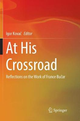 At His Crossroad: Reflections on the Work of France Bucar (Paperback)