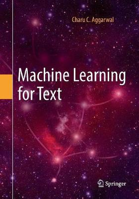 Machine Learning for Text (Paperback)