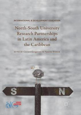 North-South University Research Partnerships in Latin America and the Caribbean - International and Development Education (Paperback)
