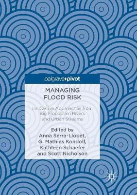 Managing Flood Risk: Innovative Approaches from Big Floodplain Rivers and Urban Streams (Paperback)