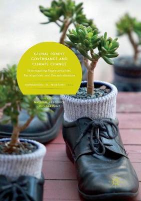 Global Forest Governance and Climate Change: Interrogating Representation, Participation, and Decentralization - Palgrave Studies in Natural Resource Management (Paperback)