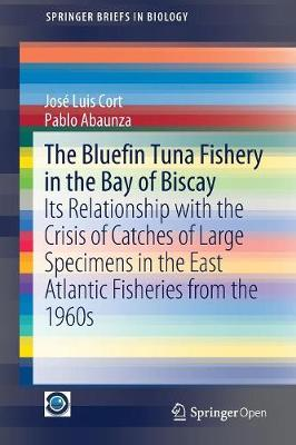 The Bluefin Tuna Fishery in the Bay of Biscay: Its Relationship with the Crisis of Catches of Large Specimens in the East Atlantic Fisheries from the 1960s - SpringerBriefs in Biology (Paperback)