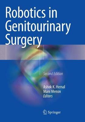 Robotics in Genitourinary Surgery (Paperback)