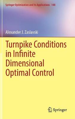 Turnpike Conditions in Infinite Dimensional Optimal Control - Springer Optimization and Its Applications 148 (Hardback)