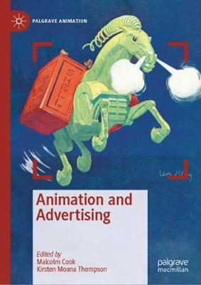 Animation and Advertising - Palgrave Animation (Hardback)