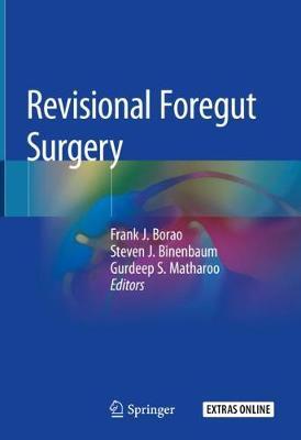 Revisional Foregut Surgery (Hardback)