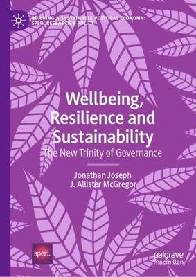 Wellbeing, Resilience and Sustainability: The New Trinity of Governance - Building a Sustainable Political Economy: SPERI Research & Policy (Hardback)