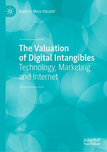 The Valuation of Digital Intangibles: Technology, Marketing and Internet (Hardback)