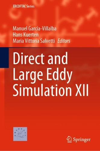 Proceedings of the ERCOFTAC Workshop Direct and Large Eddy Simulation 12: DLES 2019 - ERCOFTAC Series 27 (Hardback)