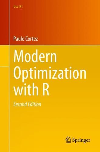 Modern Optimization with R - Use R! (Paperback)