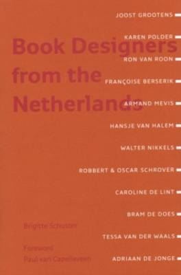 Book Designers from the Netherlands (Paperback)