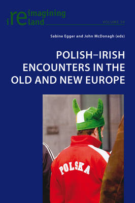 Polish-Irish Encounters in the Old and New Europe - Reimagining Ireland 39 (Paperback)